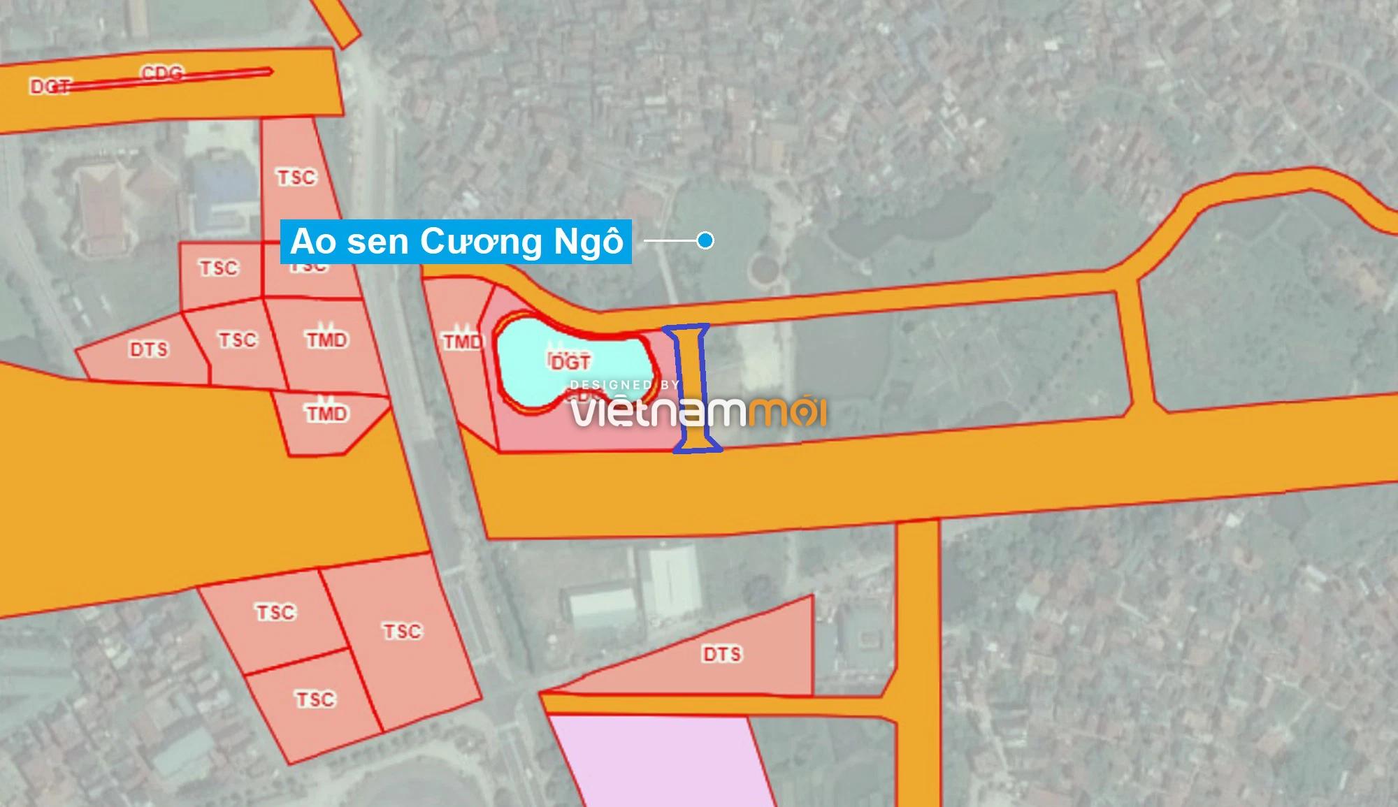 Những khu đất sắp thu hồi để mở đường ở xã Tứ Hiệp, Thanh Trì, Hà Nội (phần 4) - Ảnh 15.