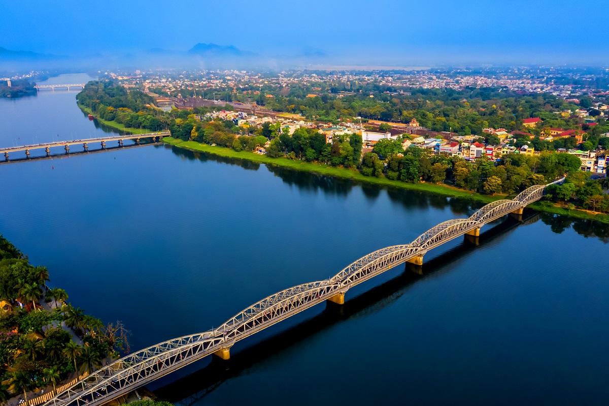 Thừa Thiên Huế quy hoạch dự án dân cư phía Bắc phường An Hòa rộng hơn 185 ha - Ảnh 1.