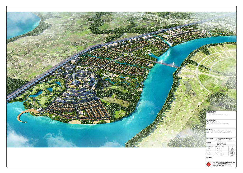 DIC Corp tiếp vốn cho dự án hơn nửa tỷ USD tại Đồng Nai - Ảnh 1.