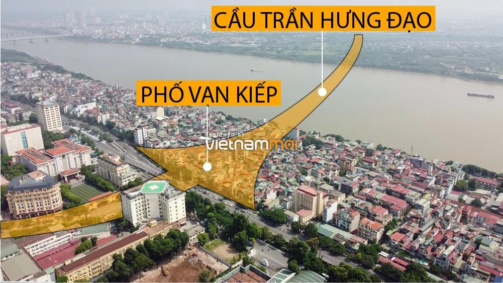Hà Nội sẽ thi tuyển phương án kiến trúc cầu Trần Hưng Đạo - Ảnh 1.