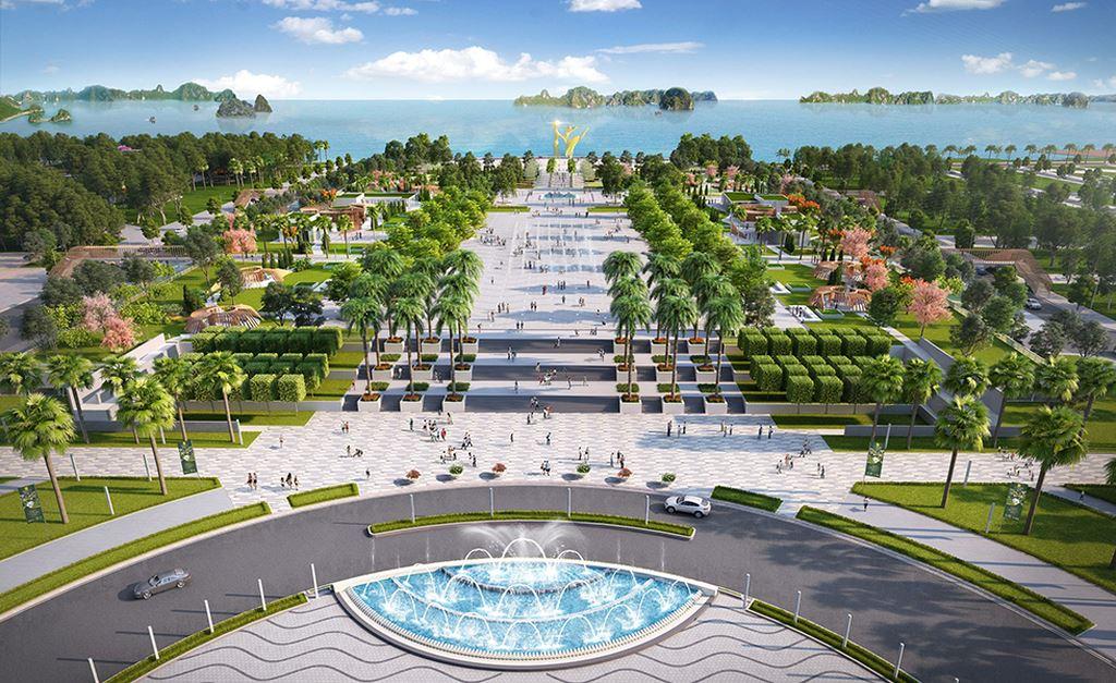 Sun Group được giao thêm gần 14.000 m2 xây dựng Khu đô thị Quảng trường biển TP Sầm Sơn - Ảnh 1.