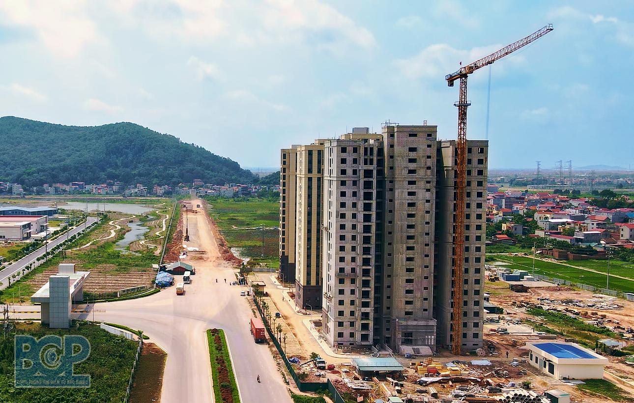Diễn biến mới tại ba dự án khu đô thị, nhà ở 128 ha tại Bắc Giang - Ảnh 1.