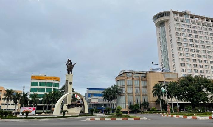 Công bố doanh nghiệp trúng thầu dự án khu dân cư hơn 800 tỷ ở Đắk Lắk - Ảnh 1.