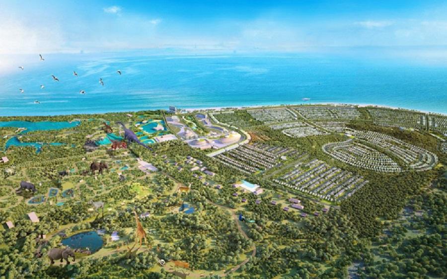 Bà Rịa - Vũng Tàu rà soát, điều chỉnh quy hoạch hàng loạt dự án khu đô thị, khu du lịch nghỉ dưỡng - Ảnh 2.