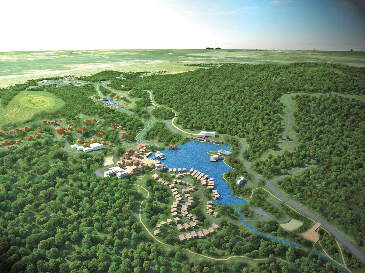 Bà Rịa - Vũng Tàu rà soát, điều chỉnh quy hoạch hàng loạt dự án khu đô thị, khu du lịch nghỉ dưỡng - Ảnh 4.
