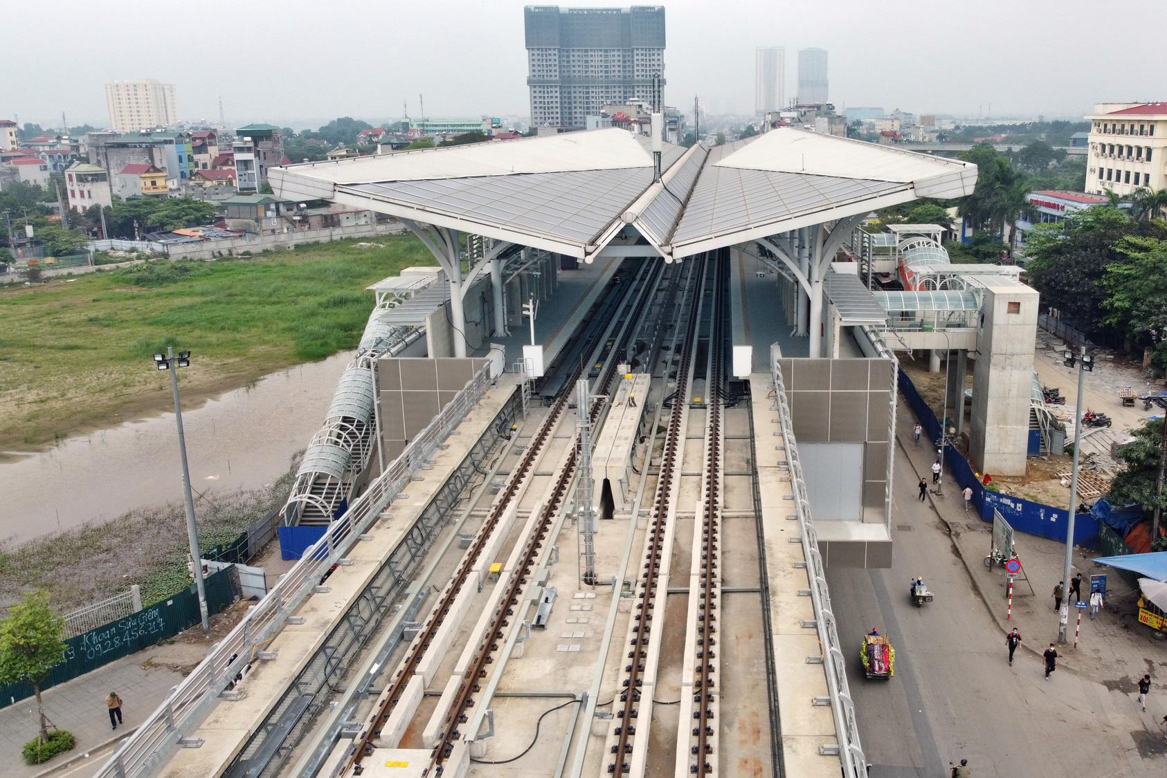 Hơn 34.000 tỷ đồng đã đổ vào các tuyến đường sắt đô thị Hà Nội