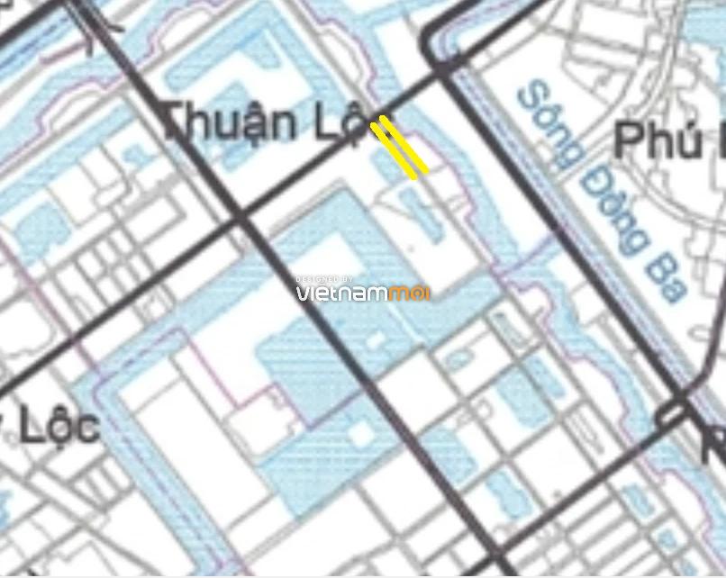 Đường sẽ mở ở phường Thuận Lộc, TP Huế, Thừa Thiên Huế - Ảnh 2.