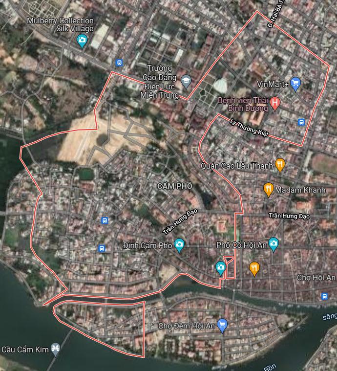 Kế hoạch sử dụng đất phường Cẩm Phô, TP Hội An, tỉnh Quảng Nam - Ảnh 1.