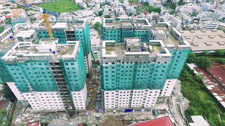 TP HCM phát triển 1 triệu căn nhà giá rẻ cho người thu nhập thấp - Ảnh 1.