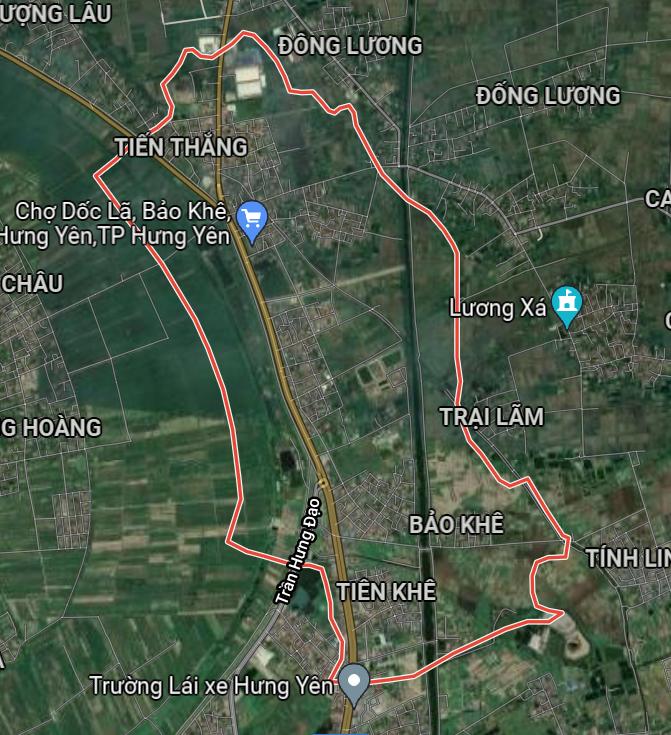 Kế hoạch sử dụng đất xã Bảo Khê, thành phố Hưng Yên, tỉnh Hưng Yên năm 2021 - Ảnh 1.