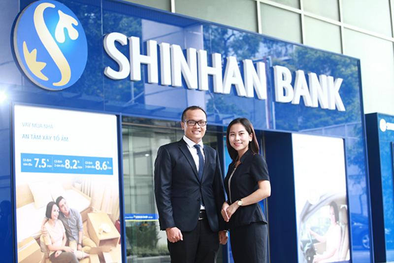 Lãi suất Ngân hàng Shinhan Bank tháng 10/2021 cao nhất là 5%/năm - Ảnh 1.