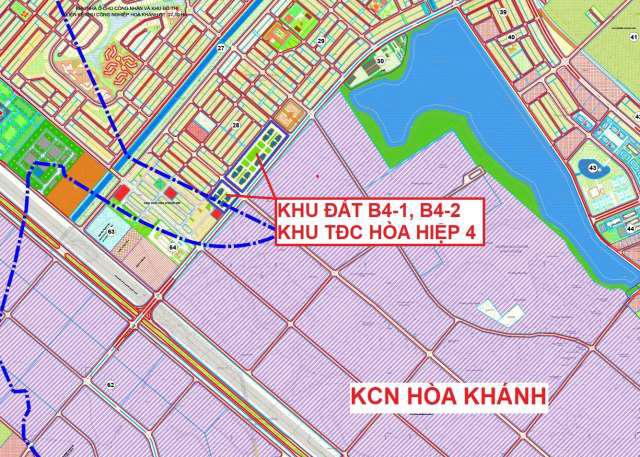 Đà Nẵng sẽ đấu thầu 4 khu đất hơn 117.000 m2 xây nhà ở xã hội - Ảnh 1.