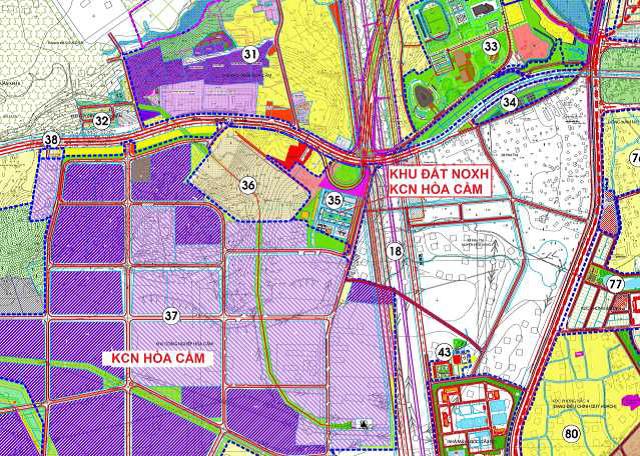 Đà Nẵng sẽ đấu thầu 4 khu đất hơn 117.000 m2 xây nhà ở xã hội - Ảnh 2.
