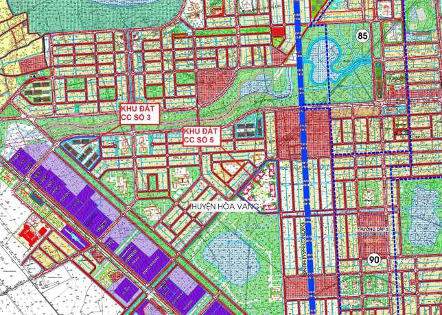 Đà Nẵng sẽ đấu thầu 4 khu đất hơn 117.000 m2 xây nhà ở xã hội - Ảnh 3.