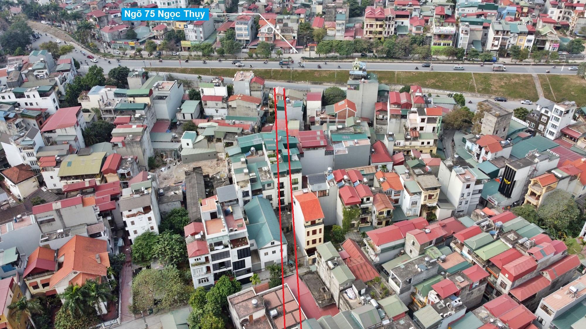 Ba đường mở theo qui hoạch ở phường Ngọc Thụy, Long Biên, Hà Nội (phần 2) - Ảnh 3.