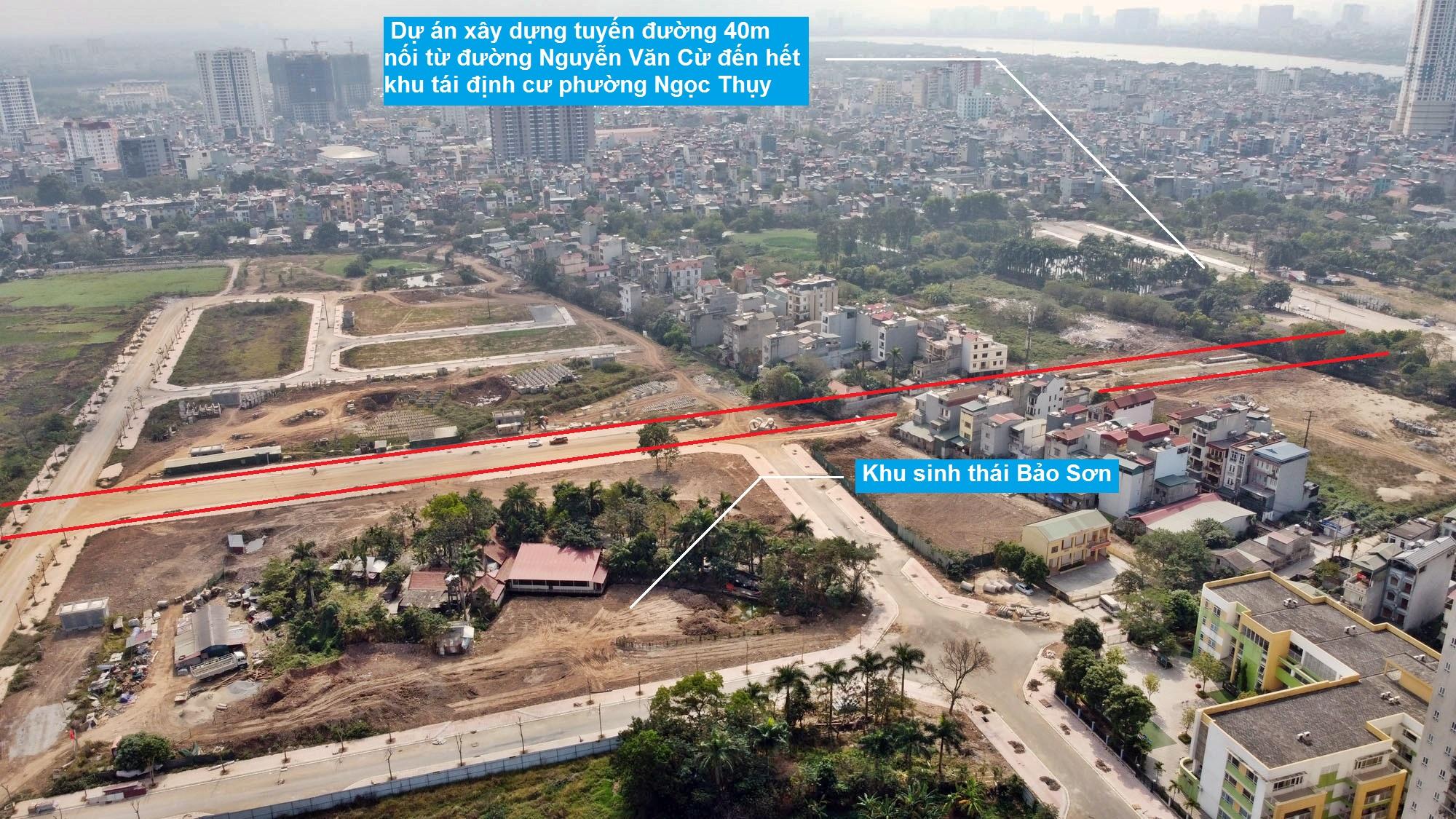 Ba đường sẽ mở theo qui hoạch ở phường Thượng Thanh, Long Biên, Hà Nội (phần 2) - Ảnh 3.