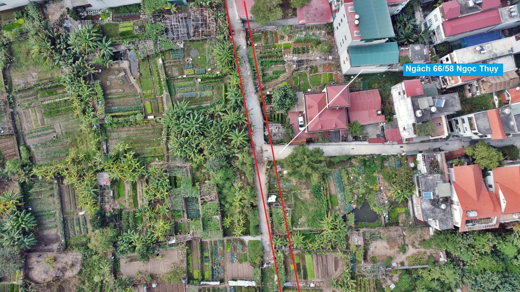 Ba đường mở theo qui hoạch ở phường Ngọc Thụy, Long Biên, Hà Nội (phần 2) - Ảnh 4.
