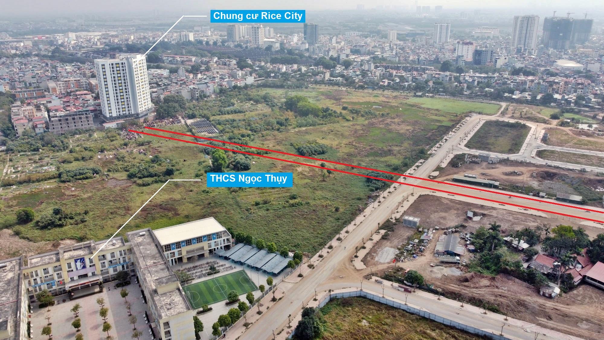 Ba đường sẽ mở theo qui hoạch ở phường Thượng Thanh, Long Biên, Hà Nội (phần 2) - Ảnh 4.