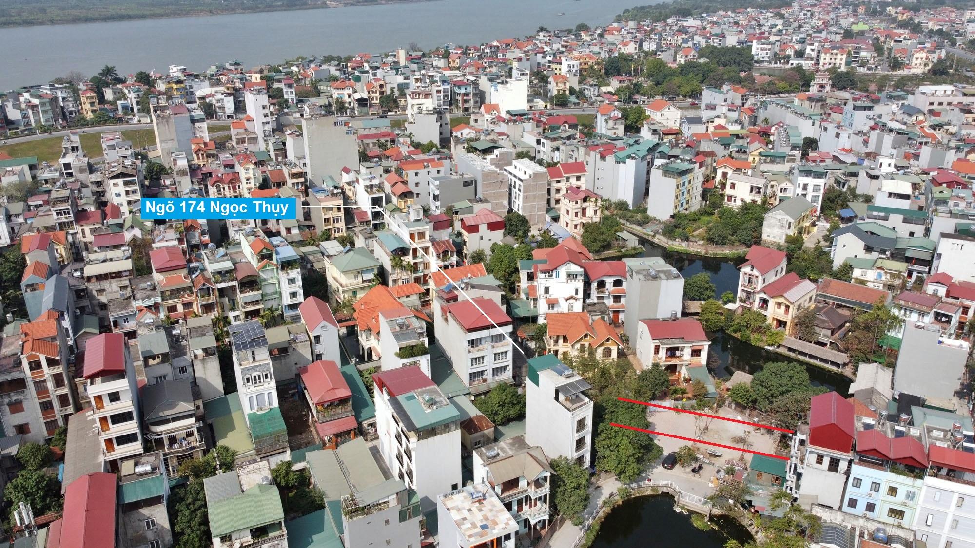 Ba đường mở theo qui hoạch ở phường Ngọc Thụy, Long Biên, Hà Nội (phần 2) - Ảnh 7.