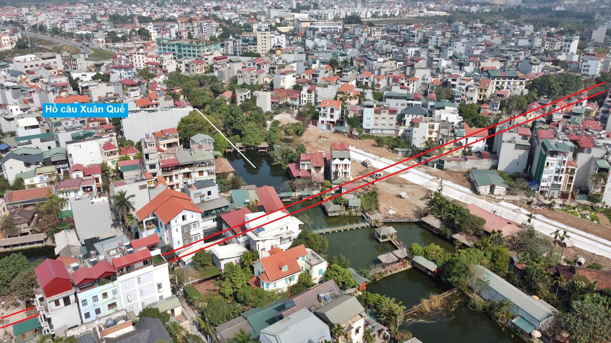 Ba đường mở theo qui hoạch ở phường Ngọc Thụy, Long Biên, Hà Nội (phần 2) - Ảnh 8.