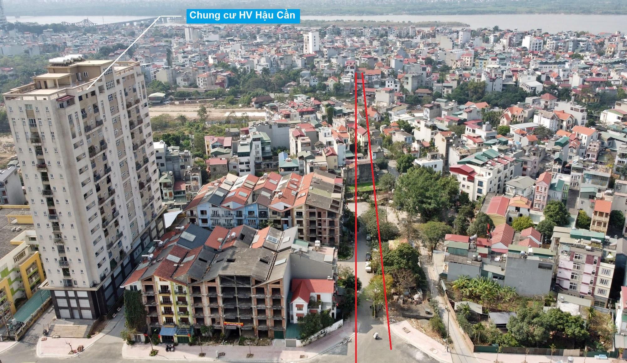 Ba đường mở theo qui hoạch ở phường Ngọc Thụy, Long Biên, Hà Nội (phần 2) - Ảnh 9.