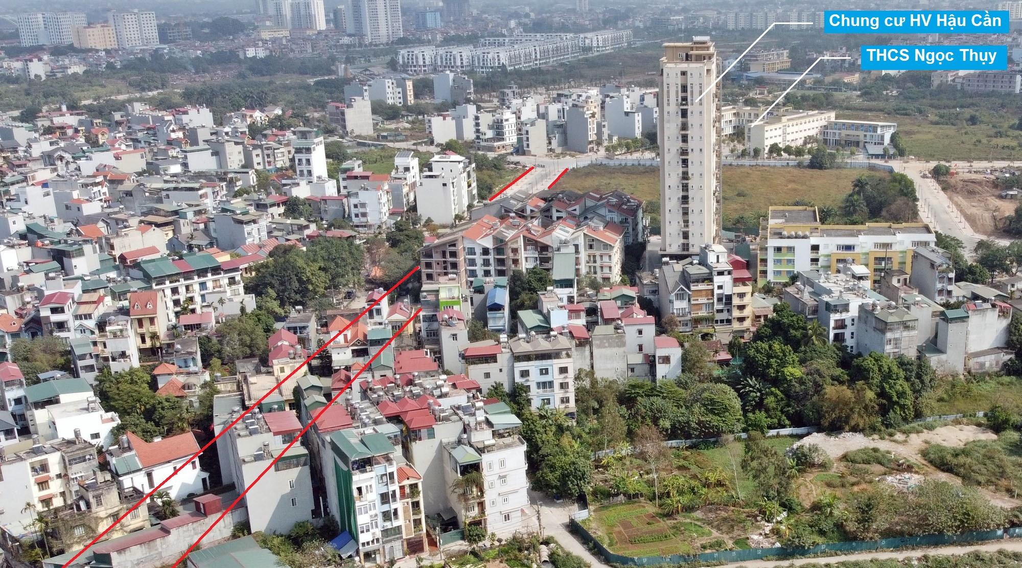 Ba đường mở theo qui hoạch ở phường Ngọc Thụy, Long Biên, Hà Nội (phần 2) - Ảnh 10.