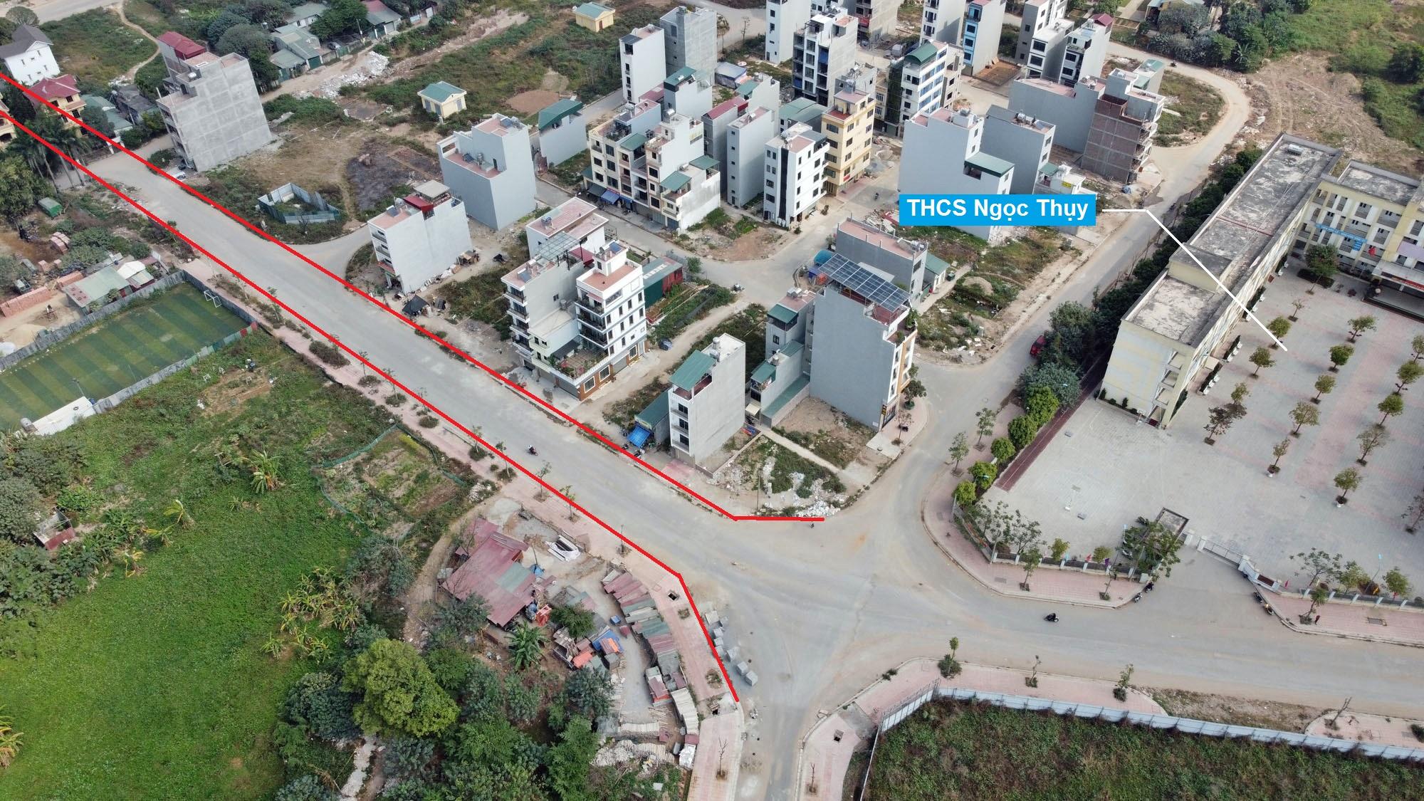 Ba đường mở theo qui hoạch ở phường Ngọc Thụy, Long Biên, Hà Nội (phần 2) - Ảnh 12.