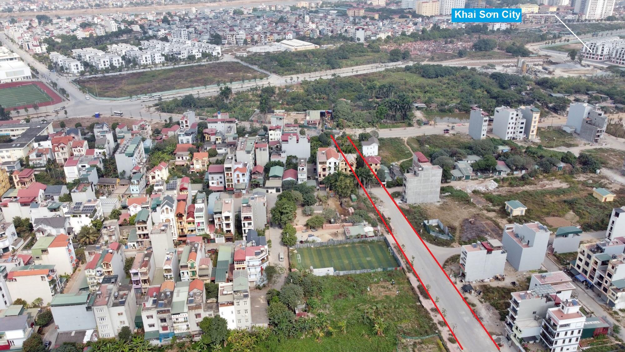 Ba đường mở theo qui hoạch ở phường Ngọc Thụy, Long Biên, Hà Nội (phần 2) - Ảnh 13.