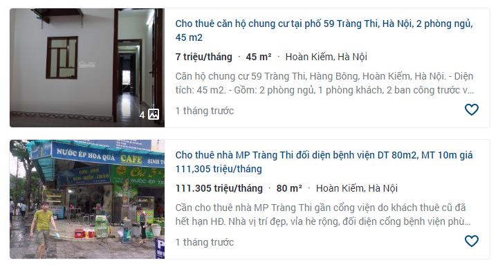 Giá đất phố Tràng Thi, Hoàn Kiếm, Hà Nội - Ảnh 6.