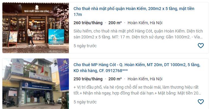 Giá đất phố Hàng Cót, Hoàn Kiếm, Hà Nội - Ảnh 5.