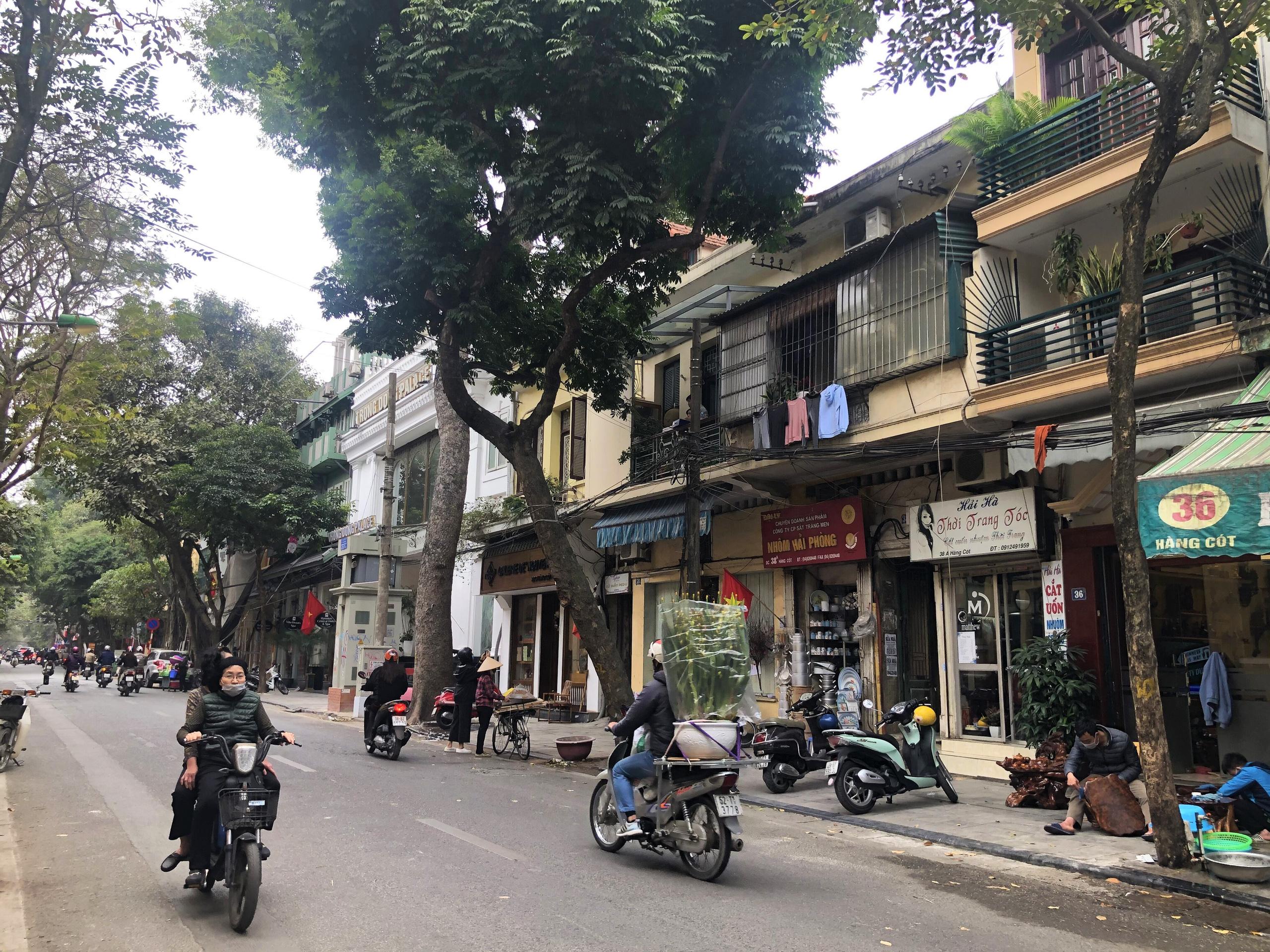 Giá đất phố Hàng Cót, Hoàn Kiếm, Hà Nội - Ảnh 1.
