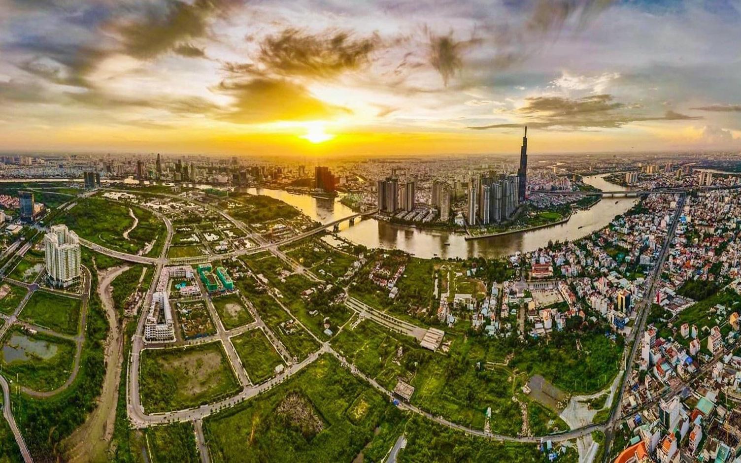 Những diễn biến trên thị trường bất động sản 2021: Bùng nổ nhiều dự án mới, giá nhà tiếp tục tăng - Ảnh 1.