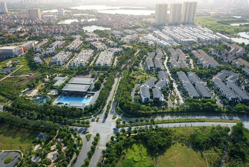 Những diễn biến trên thị trường bất động sản 2021: Bùng nổ nhiều dự án mới, giá nhà tiếp tục tăng - Ảnh 4.