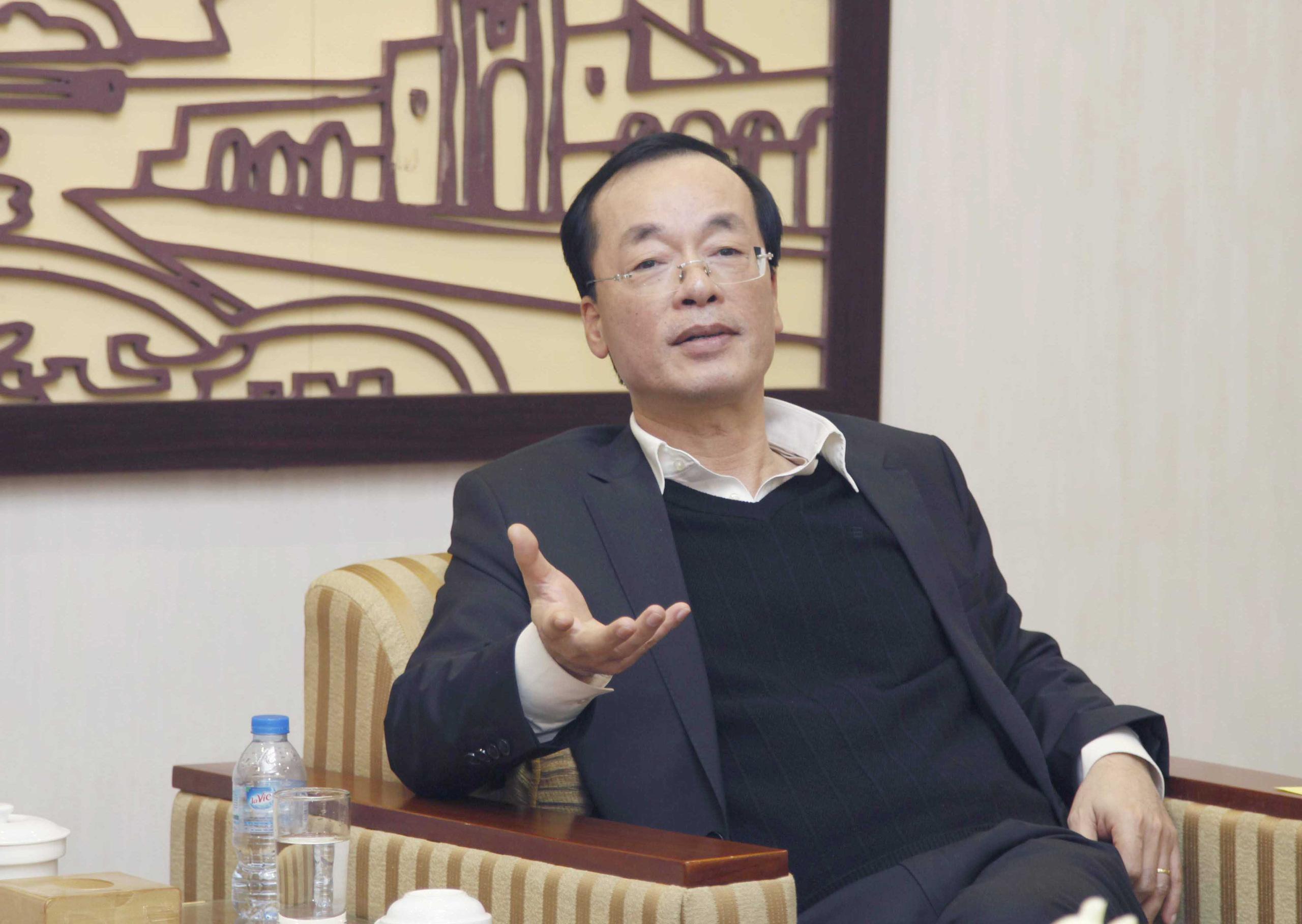 Bộ trưởng Phạm Hồng Hà: Tiếp tục thúc đẩy phát triển NƠXH - Ảnh 1.