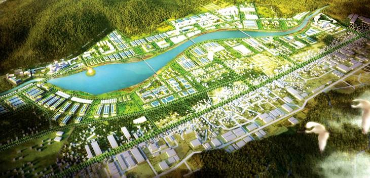 Dự án Khu đô thị Long Vân 3 có diện tích khoảng 38 ha, nằm tại phường Bùi Thị Xuân, TP. Quy Nhơn, tỉnh Bình Định.