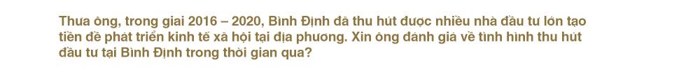 Sức hút mới từ Bình Định - 'trung tâm' của dải đất miền Trung - Ảnh 3.