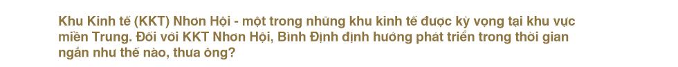Sức hút mới từ Bình Định - 'trung tâm' của dải đất miền Trung - Ảnh 5.
