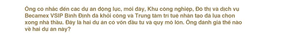 Sức hút mới từ Bình Định - 'trung tâm' của dải đất miền Trung - Ảnh 8.