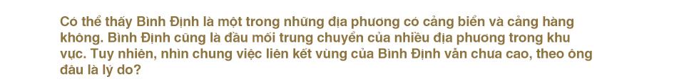 Sức hút mới từ Bình Định - 'trung tâm' của dải đất miền Trung - Ảnh 13.