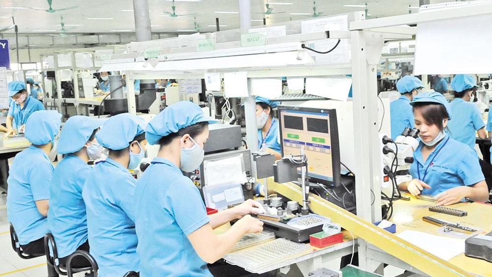 Bắc Giang 'ba ít, ba cao' trong thu hút FDI - Ảnh 1.