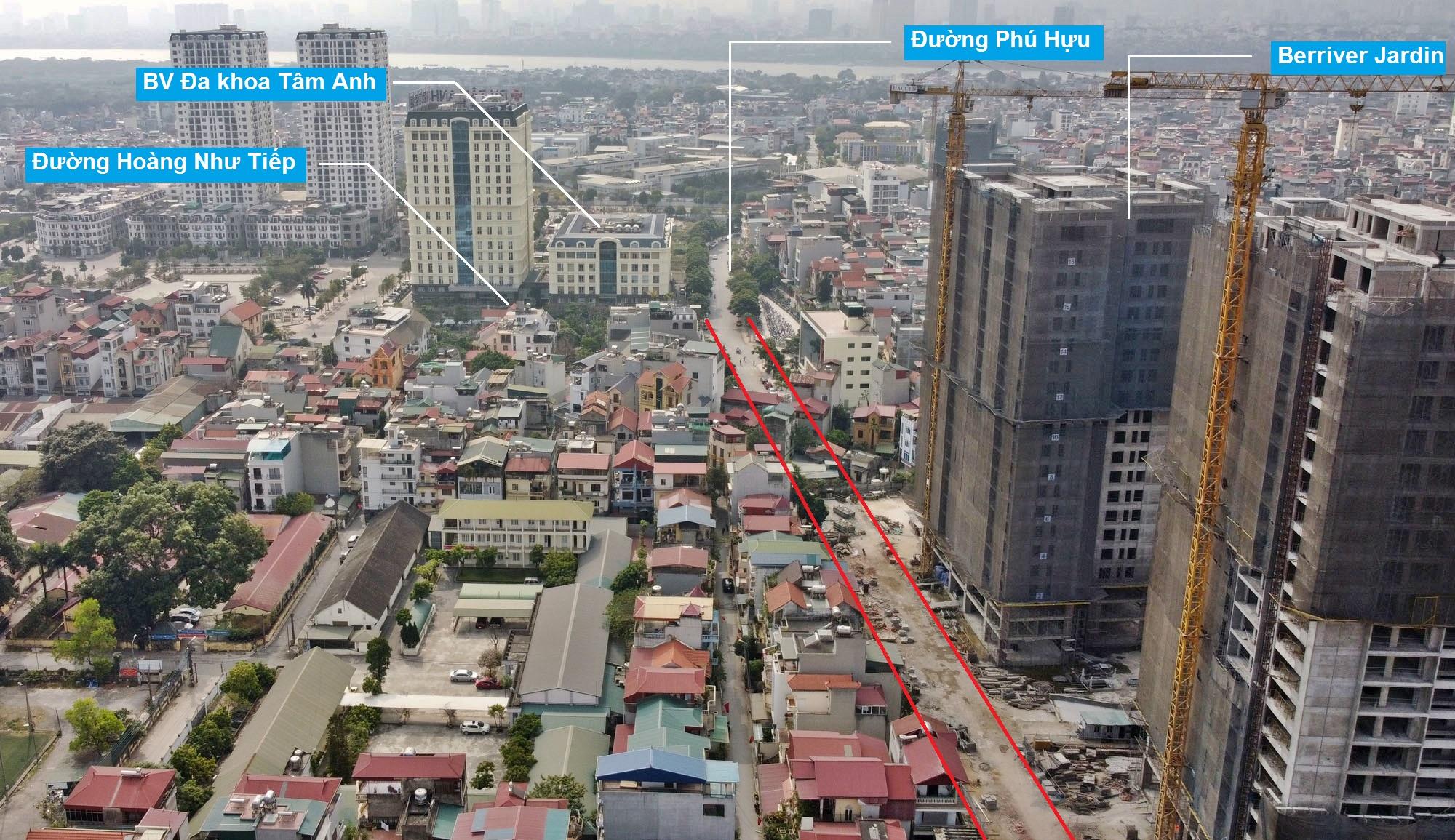 Ba đường sẽ mở theo quy hoạch ở phường Bồ Đề, Long Biên, Hà Nội (phần 4) - Ảnh 3.