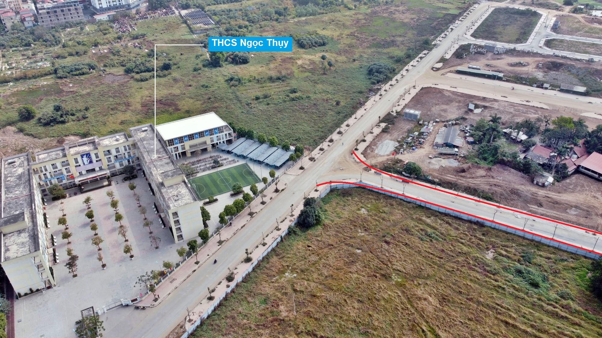 Ba đường mở theo quy hoạch ở phường Ngọc Thụy, Long Biên, Hà Nội (phần 3) - Ảnh 5.