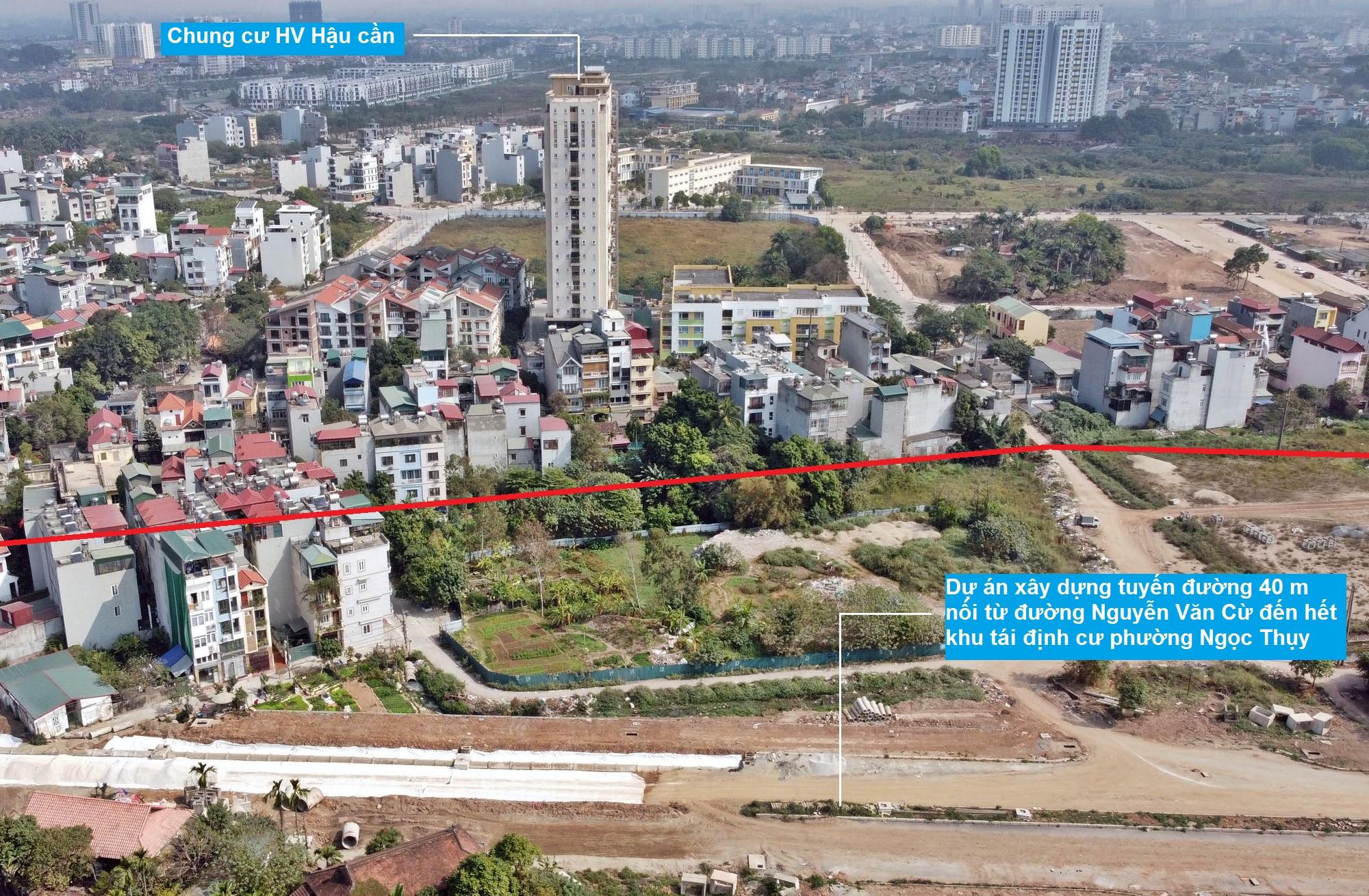 Ba đường mở theo quy hoạch ở phường Ngọc Thụy, Long Biên, Hà Nội (phần 3) - Ảnh 7.