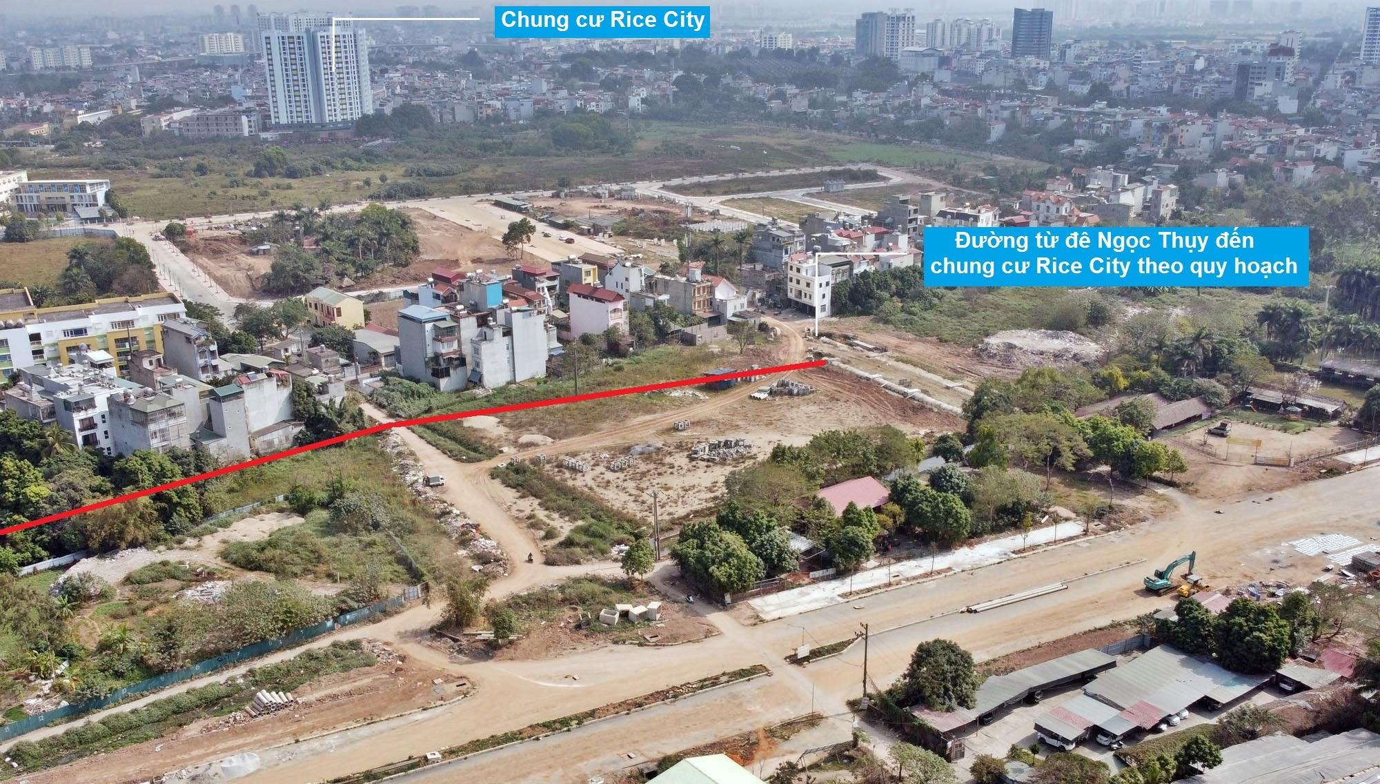 Ba đường mở theo quy hoạch ở phường Ngọc Thụy, Long Biên, Hà Nội (phần 3) - Ảnh 8.
