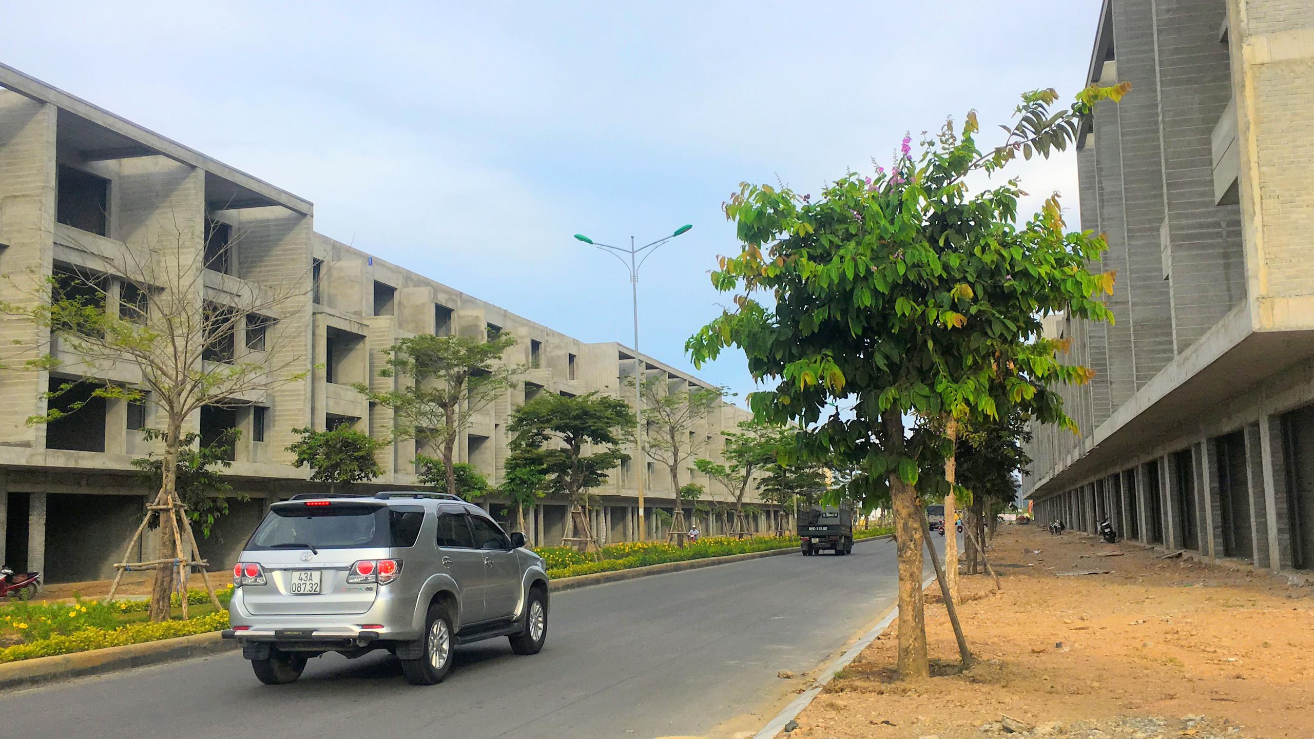 Quỹ đất ở đô thị Đà Nẵng tăng hơn 400 ha trong 5 năm - Ảnh 1.