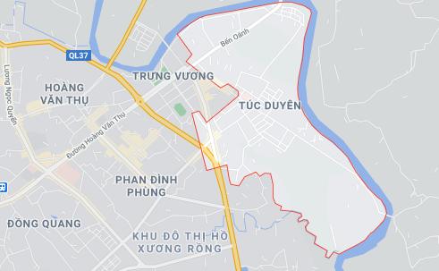 Đấu giá 16 ô đất trong các dự án khu dân cư tại Thái Nguyên - Ảnh 2.