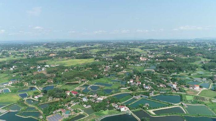 Bắc Giang duyệt quy hoạch khu đô thị hơn 61 ha tại huyện Tân Yên - Ảnh 1.