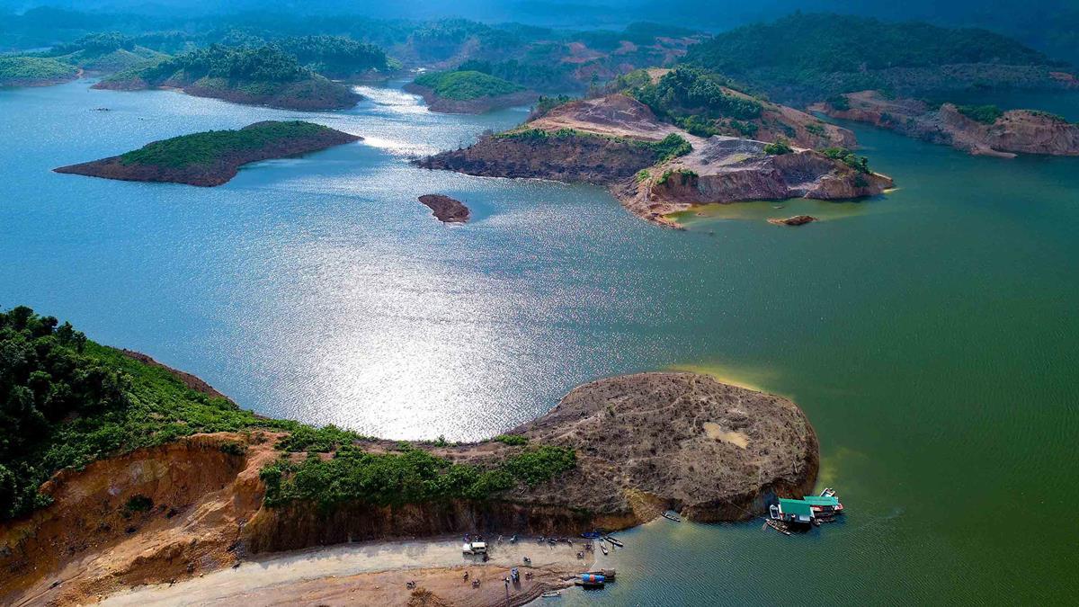 Tập đoàn TH muốn đầu tư du lịch sinh thái tại Vũ Quang, Hà Tĩnh - Ảnh 1.