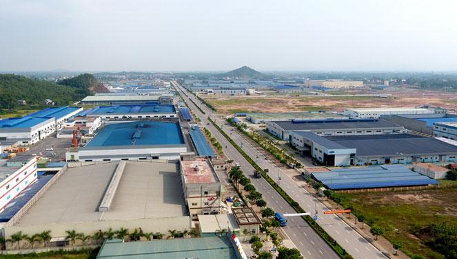 Doanh nghiệp KCN tại Thái Nguyên thu về hơn 29 tỷ USD năm 2020 - Ảnh 1.
