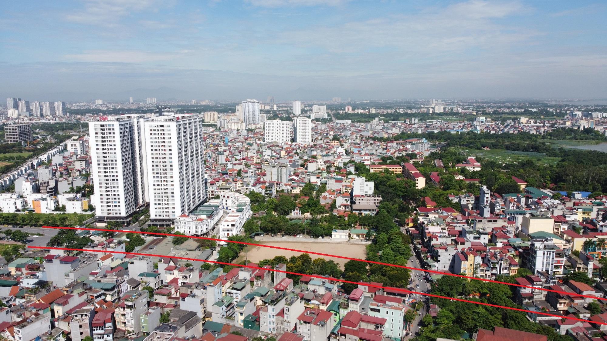 đường sẽ mở theo qui hoạch ở phường Xuân Tảo, Bắc Từ Liêm, Hà Nội - Ảnh 4.